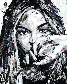 Beyoncé Art