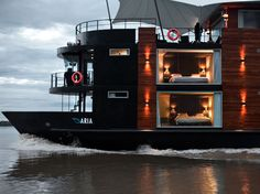 How to Sail the Amazon in Style - Condé Nast Traveler