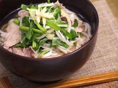 「ニラ・生姜・ネギ入りポカポカ純米めん」身体を温める食材をふんだんに使った冷え取りレシピです。【楽天レシピ】