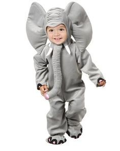 disfraz de elefante para bebes y nios envio gratis