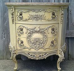 Beautiful furniture is something I'll always just dream about... never own.