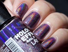 Layla Hologram Effects - Misty Blush