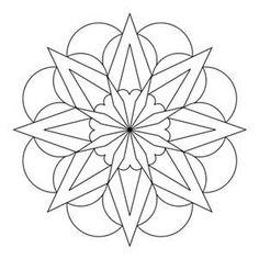 Mandala Templates - Bing images