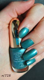Swatch n° 728 St. Barts Turquoise