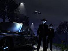 Ufo, Man in black e peste: esiste una correlazione? Secondo William Bramley sì.