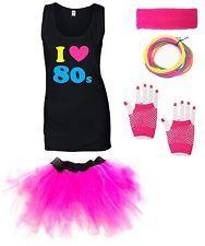 80s hen outfit ideas INSPO