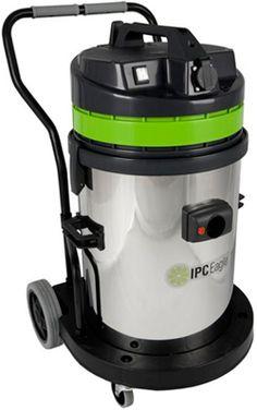 IPC Eagle Wet / Dry Shop Vacuum with Steel Tank:: 17 Gallon, (1) 1.5 HP Motor, 101 CFM - Dultmeier Sales