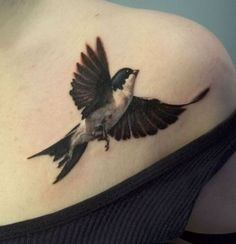 mockingbird in flight tattoo - Google Search