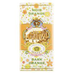 Tablette de chocolat Mini labo noir orange - Mazet - Etre Gourmand