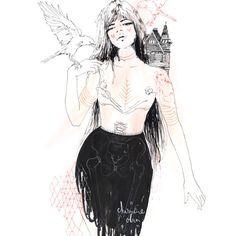 Illustrations - Charmaine Olivia