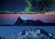 Arctic light, Tromsø