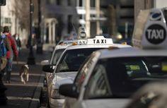 Boston taxi fleet - hybrid