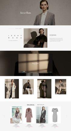 #바바더닷컴 #babathe #event #promotion #fashion #babafashion #fashion banner #izzababa #jigott #the izzat collection #babathe.com #webdesign #bywool #jj jigott #tilbury #suncoo #essentiel #sale banner Editorial Layout, Editorial Design, Website Design Inspiration, Web Layout, Layout Design, Fashion Web Design, Women's Fashion, Lookbook Layout, Clothing Store Design