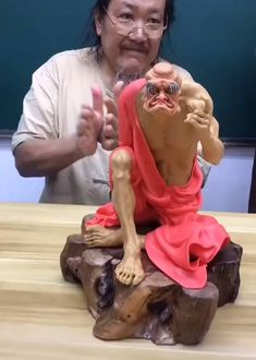 Sculpting from clay – formidable – Polymer Clay Sculptures, Polymer Clay Crafts, Sculpture Clay, Diy Clay, Sculpting Tutorials, Clay Tutorials, Clay Dolls, Art Dolls, Mermaid Sculpture