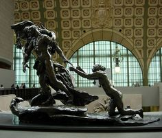 Sculpture [Camille Claudel]