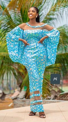 ami diallo The Many Styles Of Celtic Engagement Rings Irish traditions are rich and full of both whi African Maxi Dresses, Latest African Fashion Dresses, African Print Fashion, African Attire, Aso Ebi Lace Styles, Ankara Short Gown Styles, Wedding Dress Drawings, Senegalese Styles, Agbada Styles