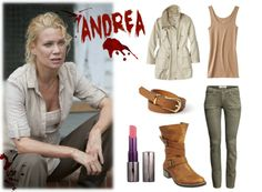 Get the Look: The Women of The Walking Dead