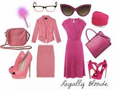 Legally blonde DIY costume ideas