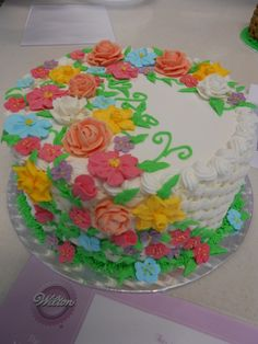 Cake Decorating Classes Chattanooga Tn : Beautiful Moment with 28 Wilton Cake Designs Cake Design ...