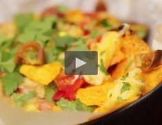 Kreativ kochen mit Tortilla-Chips