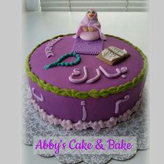 Praying cake Islamic cake ramadan cake