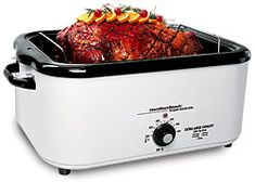 GE-18-Quart Roaster Oven Recipes - Discuss Cooking - Cooking Forums