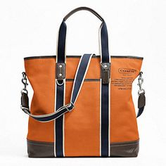 Still dont have a Coach Bag. Coach Tote, Coach Bags, Utility Tote, Travel Tote, New Bag, Timeless Fashion, Women's Fashion, Canvas Tote Bags