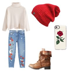 Designer Clothes, Shoes & Bags for Women Sweater Weather Outfits, Casetify, Charlotte Russe, Mango, Shoe Bag, Polyvore, Sweaters, Stuff To Buy, Shopping