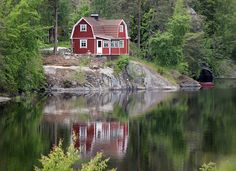 Sweden - Lakeside Living