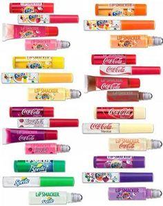 lip smackers oh my goodness I love lip gloss Blue Lipstick, Gloss Lipstick, Liquid Lipstick, Matte Lipsticks, Burgundy Lipstick, Lipstick Set, Lip Gloss Set, Chapstick Lip Balm, Lipgloss