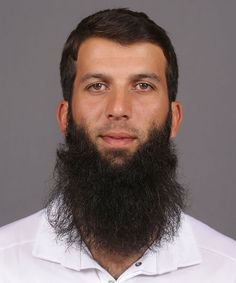 Moeen Munir Ali, Cricket Player, ENG