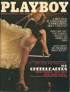 Debra Jensen - Playboy Magazine [United States] (March sexy upskirt in heels Playboy Playmates, Playboy Bunny, Nfl Cheerleaders, Cheerleading, Alex Haley, Joseph Heller, Cosmo Girl, Thing 1, Collage