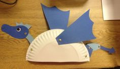 paper plate dragon craft for kids (1)
