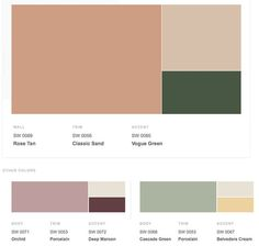 Delightful 1930s Interior Paint Colors | Streamlined Era 1930s Historical Shades Of  Interior Paint Colors From .