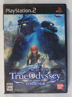 #PS2 Japanese :  Gundam True Odyssey: Ushinawareta G no Densetsu SLPS 25520 http://www.japanstuff.biz/ CLICK THE FOLLOWING LINK TO BUY IT http://www.delcampe.net/page/item/id,0395429427,language,E.html