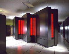 Thinking Machines' CM-5 Supercomputer