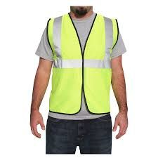 Security & Protection Safety Clothing Objective Black Safety Vest High Visibility Breathable Mesh Pvc Tape Outdoor Clothes With Traditional Methods