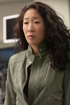 how to get sandra oh hair