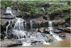 Cachoeira do Roncador - Paraíba