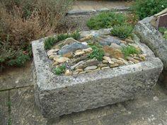 Alternative Eden: Alpine Troughs, Miniature Gardens