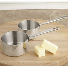 Shop CHEFS Measuring Pans, Set of 2 at CHEFS.
