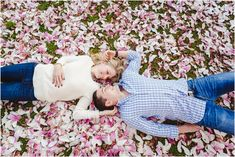 Katie and Chris's DC Cherry Blossom Engagement Session