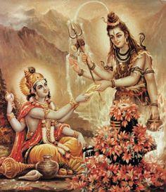 Lord Shiva and Lord Vishnu are worshipped together on Vaikuntha Chaturdashi. Lord Vishnu got Sudharshana Chakra from Lord Shiva on the very same day. Lord Krishna Images, Krishna Photos, Lord Vishnu, Lord Shiva, Story Of Krishna, Shiva Angry, Lord Mahadev, Lord Krishna Wallpapers, Rare Images