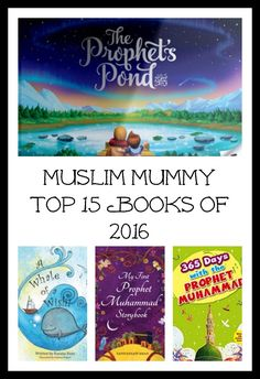 Top 15 Islamic Childrens Books - Our favourites of 2016