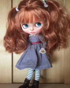 *sayuli* カスタム ブライス Blythe Doll_画像2                              …