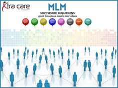#Multi-#level #marketing is one of the most #dynamic sales and distribution models to effectively increase #company exposure and sell products to the end customer.  Please more information: www.xtracareit.com/pages/mlm-software