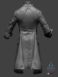 Assassin's Creed Unity - Characters - Page 2 Zbrush Character, Character Modeling, Assassins Creed Unity, Zbrush Tutorial, Digital Sculpting, Modelos 3d, Poses References, Drawing Clothes, Anatomy Reference