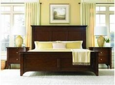 Hooker Furniture Abbott Place Bedroom Collection