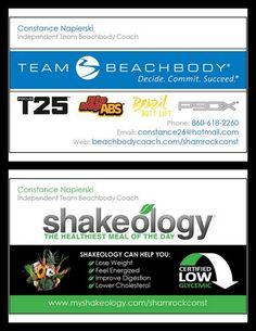 Team beachbody business card teambeachbodyjoelha team beachbodycoachshamrockconst my new beachbody business card t25 colourmoves