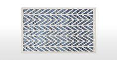 Laren, un tapis 160 x 230 cm, tissé main, bleu denim Animal Rug, Affordable Rugs, Dinning Chairs, Dining, Large Rugs, Modern Rugs, Rugs Online, Oriental Rug, Chair Design